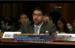 senate testimony