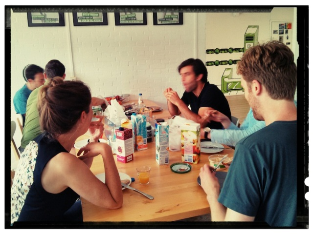 bof lunch